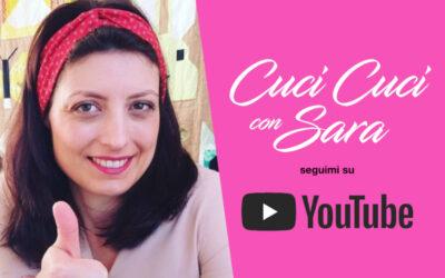 Cuci cuci con Sara è su YouTube